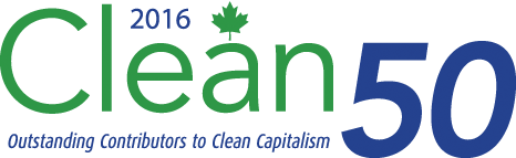 Canada's Clean50 recognizes Green4Good® for Contributions to Clean Capitalism