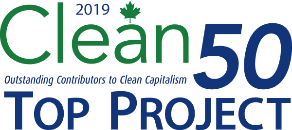 Green4Good's CarbonBank Program Awarded The 2019 Clean 50 Award!
